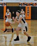 Girls 8th Grade Basketball beats Hubbard 21 – 11
