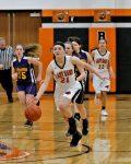 Girls 8th Grade Basketball falls to Crestview 41 – 19