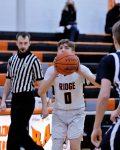 Boys Junior Varsity Basketball falls to Hubbard 52 – 38