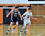 Boys Junior Varsity Basketball falls to Louisville 43 – 22