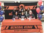 Cheerleader Maddison Fields Signs With Hiram College