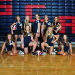 MS Girls JV1 Volleyball Team Finish Season Strong!