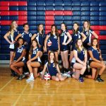 MS Girls Varsity Volleyball 12-0 & #1 Seed in VCSL Playoffs!!!