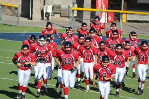 Middle School Eagles vs. CG Elite 10 03 15