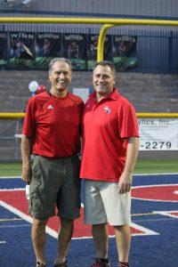 2015 Homecoming – Eagles vs. PC 10 16 15