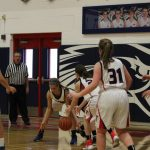 Girls Varsity Basketball beats Fountain Hills 42 – 41
