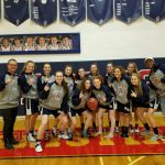 Scottsdale Christian Academy Girls Varsity Basketball falls to Many Farms 35-27
