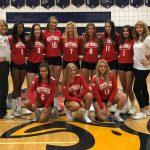 Girls Varsity Volleyball beats Chandler Preparatory Academy 3 – 0