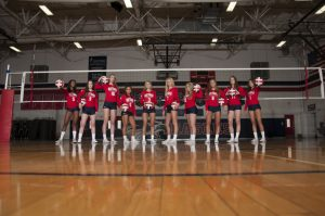 2017 Varsity Girls Volleyball