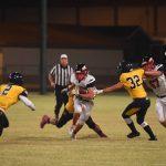 Boys Varsity Football beats Bourgade Catholic 27 – 8
