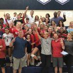 Girls Varsity Volleyball beats Scottsdale Preparatory Academy 3 – 0