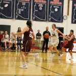 Girls Varsity Basketball beats Coronado 47 – 44