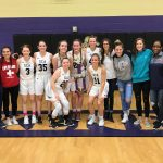 Girls Varsity Basketball beats Glendale Preparatory Academy 47 – 30