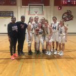 Girls Varsity Basketball beats So Cal Holiday Prep Classic 54 – 50