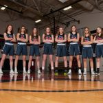 Girls Varsity Basketball beats Bourgade Catholic 65 – 7
