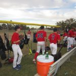 Boys Middle School JV Baseball falls to Horizon Honors 4 – 3