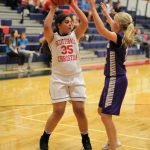 Girls Middle School JV Basketball falls to Northwest Christian 24 – 12