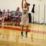 Girls Middle School Basketball falls to Gilbert Christian 34 – 30