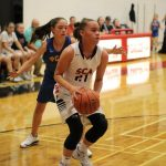 Girls Middle School Basketball beats Fountain Hills 26 – 24