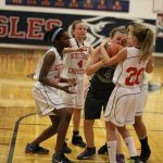 Girls Middle School JV Basketball falls to Fountain Hills 31 – 10