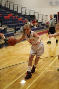 Photos: SCA Middle School JV Girls vs Trinity, April 9, 2018
