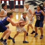 Girls Middle School Basketball beats Christ's Greenfield 31 – 5