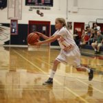 Girls Middle School JV Basketball falls to Bethany Christian 27 – 9