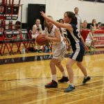 Girls Middle School JV Basketball falls to Paradise Valley Christian Prep 31 – 10