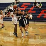 Girls Middle School JV Basketball falls to Gilbert Christian 34 – 6