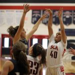 Girls Middle School Basketball beats Rancho Solano Preparatory 36 – 8