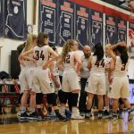 Girls Middle School Basketball falls to Gilbert Christian 30 – 29