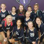 Girls MS JV Red Volleyball defeats Gilbert Christian 2 – 0