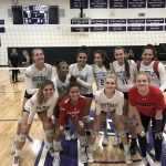 Scottsdale Christian Academy Girls Varsity Volleyball defeat Northwest Christian Varsity Girls, 3-1
