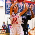 JV Girls Basketball vs Northwest Christian