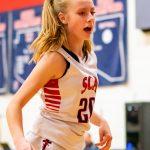 Girls Junior Varsity Running and Shot-Blocking Defeat Payson
