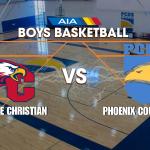 SCA vs. PCDS – GIRLS & BOYS BASKETBALL LIVE TONIGHT!