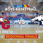 REGIONAL GIRLS & BOYS BASKETBALL FINALS- LIVE