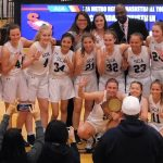 Girls Varsity Defeat Phoenix Country Day to Win 2A Metro Regional Championship