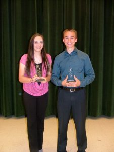 Senior Athlete Honors 2012