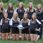 2012-13 Freshman Volleyball Team