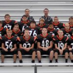 2012-13 Freshman Football Team