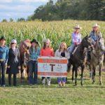 2012-13 Equestrian Team Photo