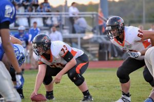 Varsity Football vs. Lincoln