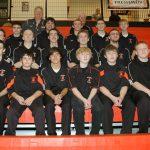 2012 Boys JV-Varsity Bowling Team photo