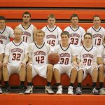 2012 Boys Varsity Basketball Team photo