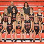 2012 Girls Varsity Basketball Team photo
