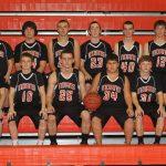 2012 Boys JV Basketball Team photo