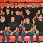 2012 Boys Varsity Swim and Dive Team photo