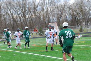 JV Boys Lacrosse 2013-04-13