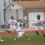 JV Boys Lacrosse Defeats Dexter